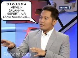 Bang Ipul eh Iwan Pun bersabda