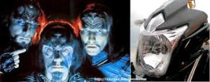 klingon  dr pak RT