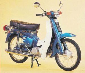 motor tua jaman dulu yang antik
