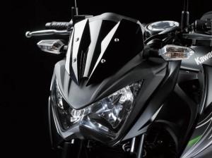 Akan kah Headlamp sang Master of torque bisa menyaingi kesadisan tatapan headlamp Z250?