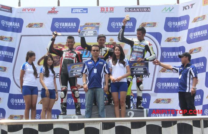 SPG Hot sunday-race Yamaha-r15-profesional