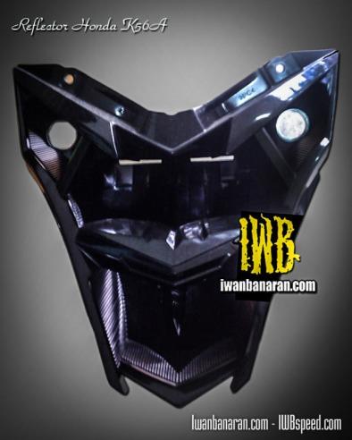 Reflektor Headlamp K56 new Ayago dari Honda