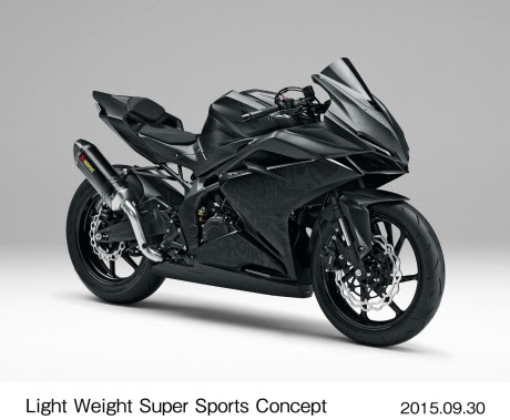 CBR250RR 2cylinder Concept