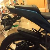 Aksesories Yamaha Xabre spakbor short rear fender