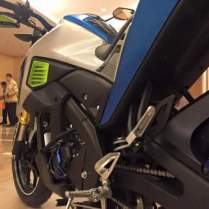 Yamaha xabre air intake accessories