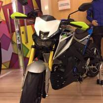 Yamaha Xabre harga aksesoris