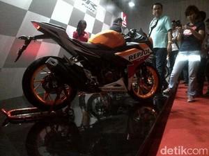 All New CBR 150 R 2016 launching sentul 9