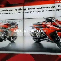 All New CBR 150 R 2016 launching sentul3