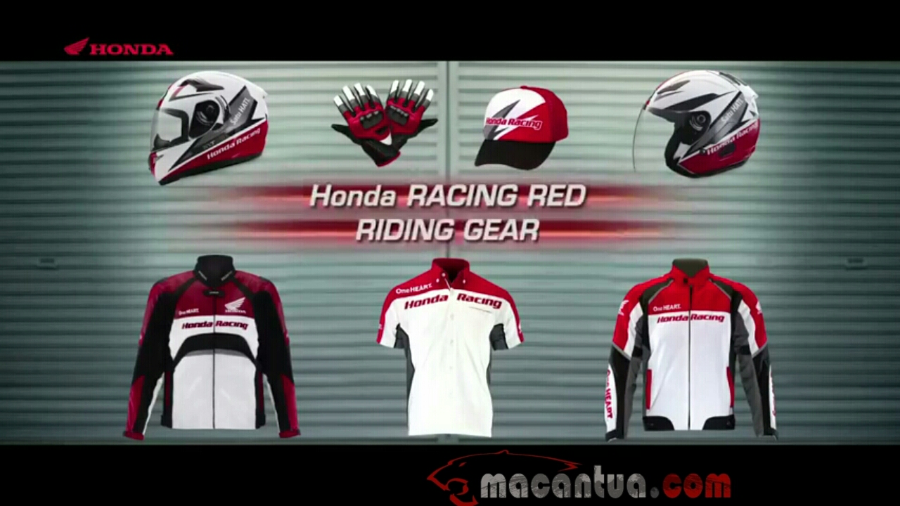 All new cbr150r genuine accessories macantua.com riding gear