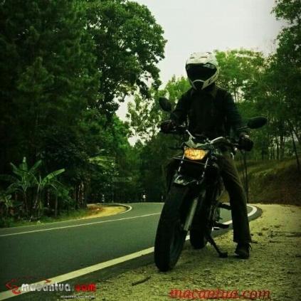 Honda Tiger macantua.com cikalong wetanmacantua.com