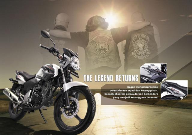Brosur-Motor-Honda-Tiger- the legends return