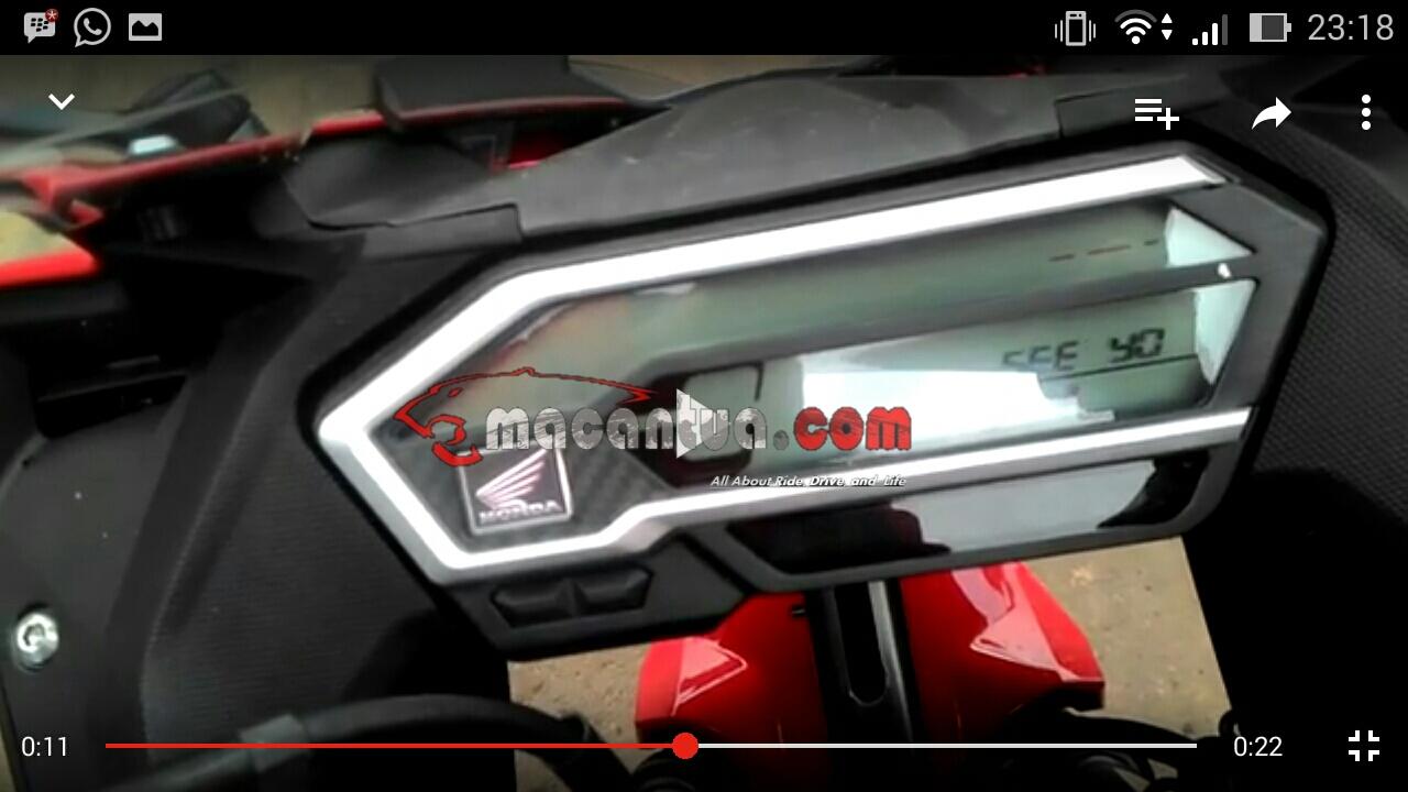 sapaan humanis See You di all new cbr 150r macantua.com