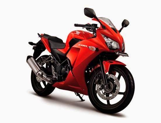 millenium-red CBR 250R