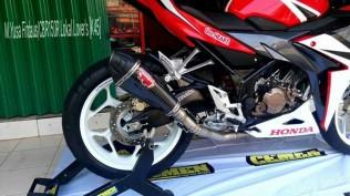 All New CBR 150 Facelift Champion Red Modif 4