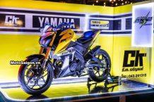 M-Slaz 60 Anniversary Yamaha 3