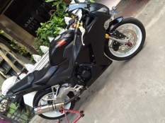 cbr 150 k45 cutting black doff 1