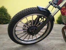 Yamaha Scorpio modif chooper 8
