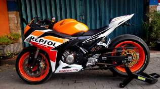 All new cbr 150 Facelift Repsol Modif 6