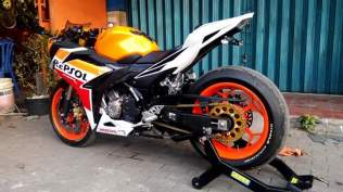 All new cbr 150 Facelift Repsol Modif 3