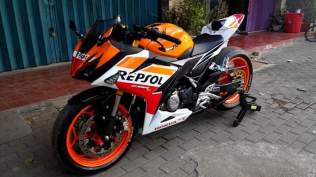 All new cbr 150 Facelift Repsol Modif 8