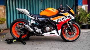 All new cbr 150 Facelift Repsol Modif 1