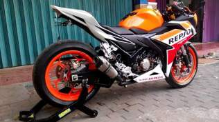 All new cbr 150 Facelift Repsol Modif 4