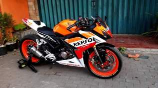 All new cbr 150 Facelift Repsol Modif 7