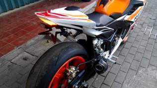 All new cbr 150 Facelift Repsol Modif 5