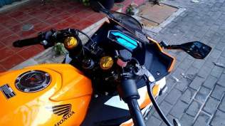 All new cbr 150 Facelift Repsol Modif 2