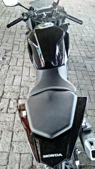 Cbr facelift 2016 ramping banget