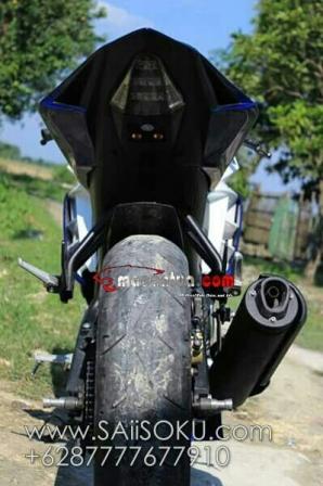 Body kit modifikasi YZF R15 ala cbr250rr macantua.com 4