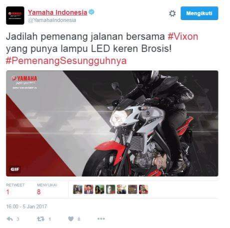 Vixion LED
