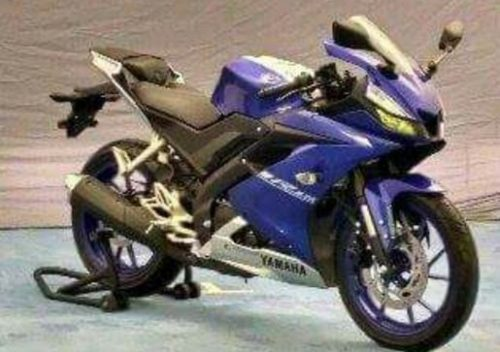New yzf r15