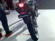 CRF 250 Rally macantua.com