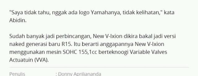 New vixion 2017
